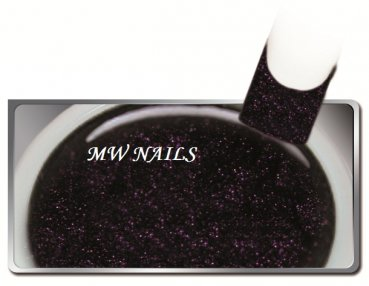 Glitter-Gel Magic Aubergine 5ml