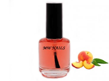 Nagelhaut-Pflegeöl 15ml Peach orange