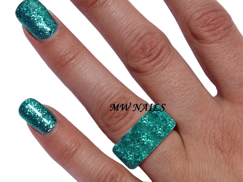 Ring rohling 3st naildesign zubeh r wien for Nailart muster
